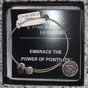 Alex and Ani 'D' Bracelet